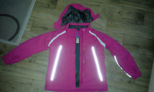 Winter coat size 14