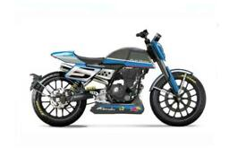 Mondial flat track 125,20 reg,2 yrs warranty,what a piece of kit,learner legal