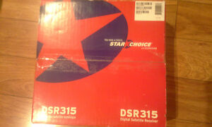 Never used Satellite Receiver on sale