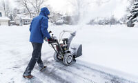 Residential Snow removal services in Scarborough