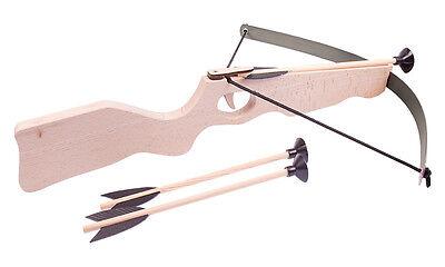 Armbrust groß Holzarmbrust