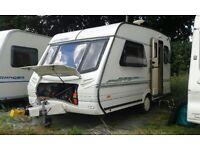 Abbey GTS 212 Vogue Caravan