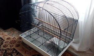 2 Beautiful Large House Style Cages