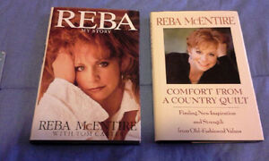 Reba McEntire CD and Books and  for Sale
