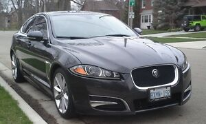 2012 Jaguar XF Portfolio Sport Package Sedan