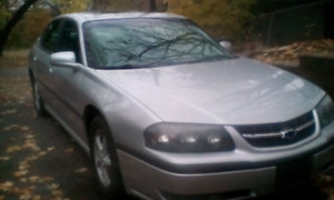 CHEVY IMPALA LS WINTER READY ONLY 2500.00