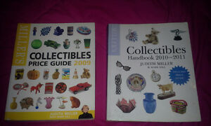 Collectible price guide books