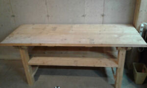 Work Bench for Basement/Garage