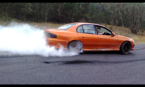 Worked supercharged v6 vt Commodore Sydney City Inner Sydney Preview
