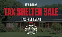 Havelock Metal Co. Metal Roofing & Siding!