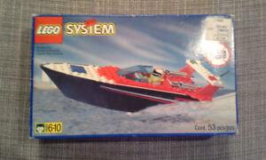 Lego 4002 - Riptide Racer avec boîte et manuel (complet)