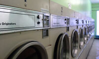 Coin Laundry / Mississauga / $99,000 / Owner is retiring