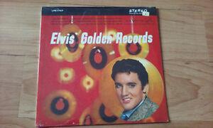 Elvis Golden Record ***Jamais ouvert***