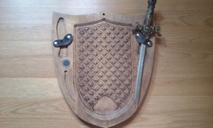 Bouclier medieval