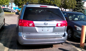 2007 TOYOTA SIENNA LE CERTIFIED,