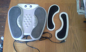 Conair Heated Stone Foot Massager