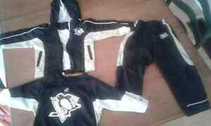 Pittsburgh Penguins kids outfit