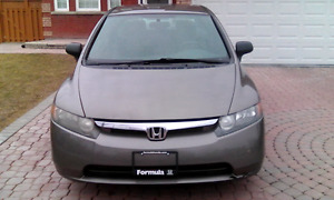 2008 HONDA CIVIC DX G,ALL POWER FUNCTION,