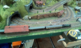 Used, N gauge train layout for sale  Stoke-on-Trent, Staffordshire