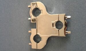Drum Clamp 3 Way. NEUVE. Rigide..(Cymbal, Cymbale, Batterie)