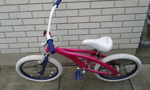 18 inch girls disney bike