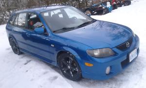 2003 mazda protege5 parts car