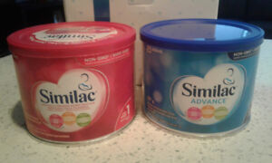 SIMILAC TOTAL COMFORT & ADVANCE 1