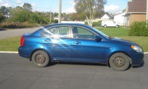 2008 Hyundai Accent Familiale