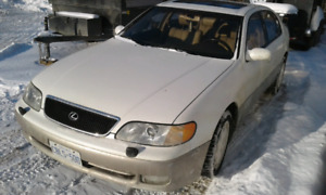 1996 Lexus GS300 **FIX OR REPAIR**