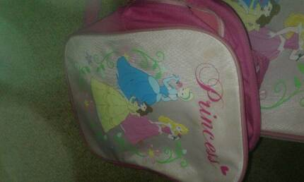 Princess Bag Set