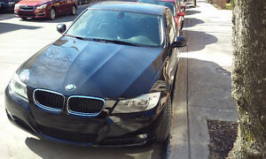 2011 BMW 3-Series 323i Sedan with Sunroof Lease Takeover