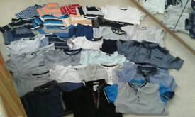 8-9 years large t shirt bundle