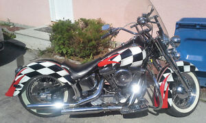 Mint 1993 Heritage softail