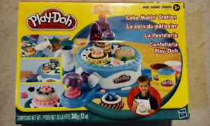 NEW Play-doh Playsets
