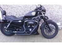 Harley davidson sporster iron XL883 N