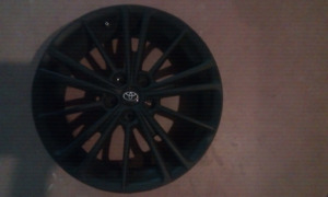 5x100 17x7 mint frs rims with hardware for toyota $500 firm