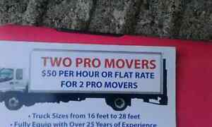 $30 TWO PRO MOVERS London Ontario image 1