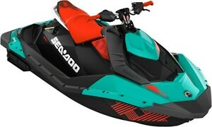 HYDO TURF for SEADOO SPARK TRIXX at ORPS Parts