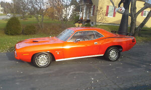 Plymouth barracuda 1970 (coupe)
