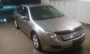 Ford Fusion 2007 to 2009 Parts