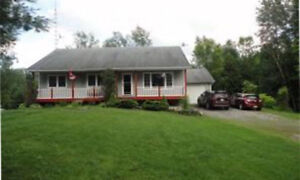 Large Bungalow with 10 acres
