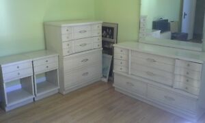 1950s dressers and night stands