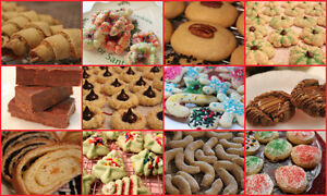 Christmas Cookie Sale - St. Patrick's Anglican Church(Millwoods) Edmonton Edmonton Area image 1