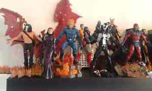 Marvel Select, Art FX and others collection