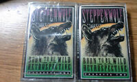 Steppenwolf 2 Cassettes for Sale