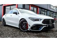 2020 Mercedes-Benz CLA 2.0 AMG CLA45 CLA 45 S 4MATICPLUS PLUS 4d 416 BHP Coupe P