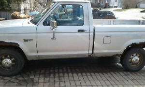 1988 RANGER STORED FOR 20 YEARS.NEEDS TO GO