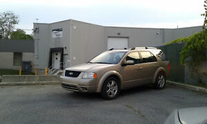 ****FORD FREESTYLE LIMITED 2007****