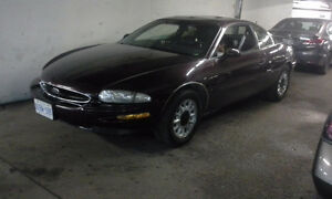 1995 Buick Riviera leather Coupe (2 door)