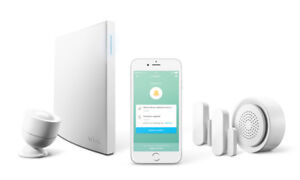 Smart home security system -- No monthly fees